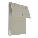 InControl Glove Dispenser Single Rack to go on Trolley - Aluminium